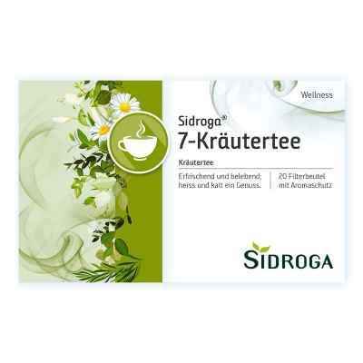 Sidroga Wellness 7-Kräutertee Filterbeutel  bei Apotheke.de bestellen