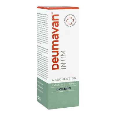 Deumavan Waschlotion sensitiv mit Lavendel  bei Apotheke.de bestellen