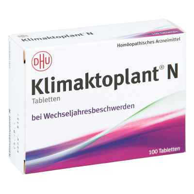 Klimaktoplant N Tabletten  bei Apotheke.de bestellen