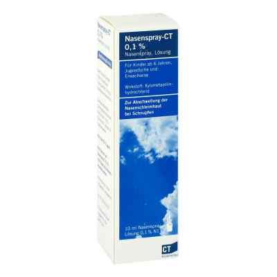 Nasenspray-CT 0,1%