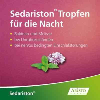 Sedariston Tropfen für die Nacht Baldrian + Melisse  bei Apotheke.de bestellen