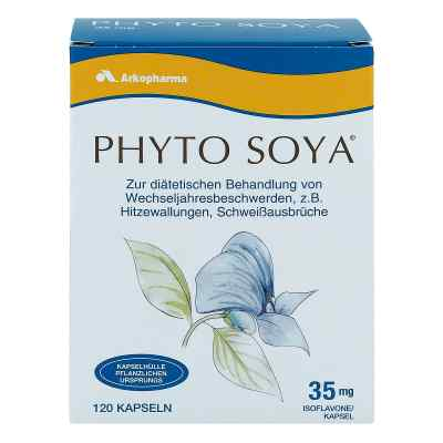 Phyto Soya 35 mg Kapseln  bei Apotheke.de bestellen