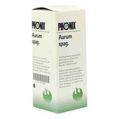 Phönix Aurum spag. Tropfen  bei Apotheke.de bestellen