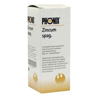Phönix Zincum spag. Tropfen  bei Apotheke.de bestellen