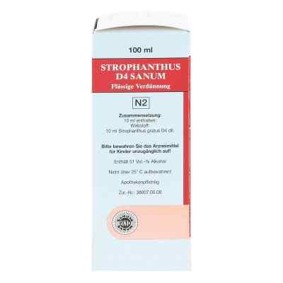 Strophanthus D4 Sanum Tropfen  bei Apotheke.de bestellen
