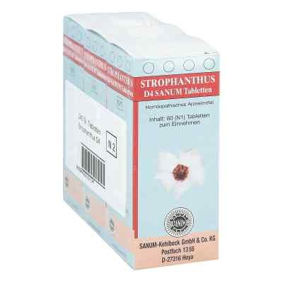 Strophanthus D4 Sanum Tabletten  bei Apotheke.de bestellen