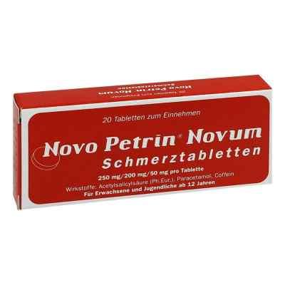 Novo-Petrin Novum