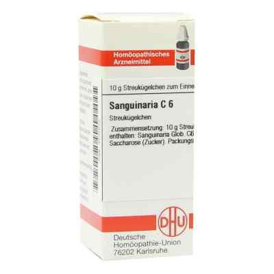 Sanguinaria C 6 Globuli  bei Apotheke.de bestellen