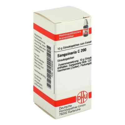 Sanguinaria C 200 Globuli  bei Apotheke.de bestellen
