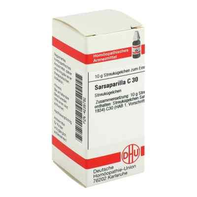 Sarsaparilla C 30 Globuli  bei Apotheke.de bestellen