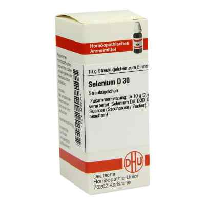 Selenium D 30 Globuli  bei Apotheke.de bestellen