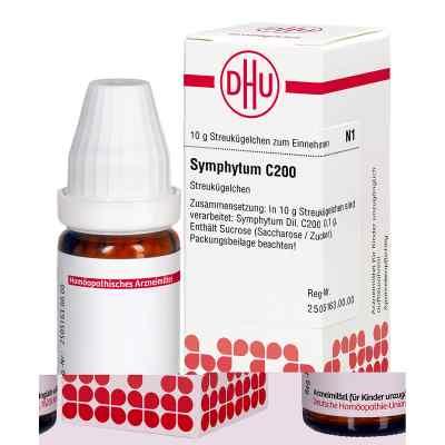 Symphytum C 200 Globuli  bei Apotheke.de bestellen