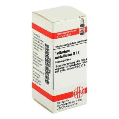 Tellurium Metallicum D 12 Globuli  bei Apotheke.de bestellen
