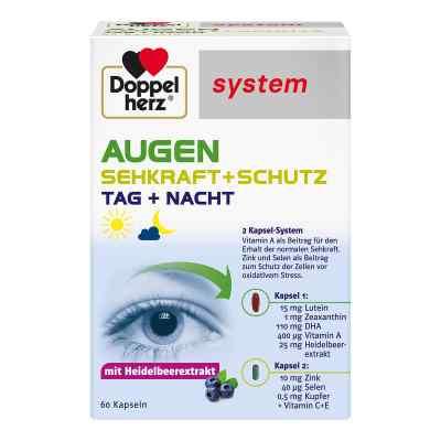 Doppelherz Augen Sehkraft+schutz system Kapseln  bei Apotheke.de bestellen