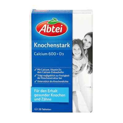Abtei Knochenstark Calcium 600+d3 Tabletten  bei Apotheke.de bestellen