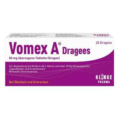 Vomex A Dragees  bei Apotheke.de bestellen
