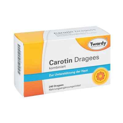Carotin Dragees kombiniert  bei Apotheke.de bestellen