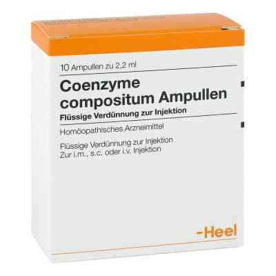 Coenzyme compositum Ampullen  bei Apotheke.de bestellen