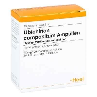 Ubichinon compositus Ampullen  bei Apotheke.de bestellen