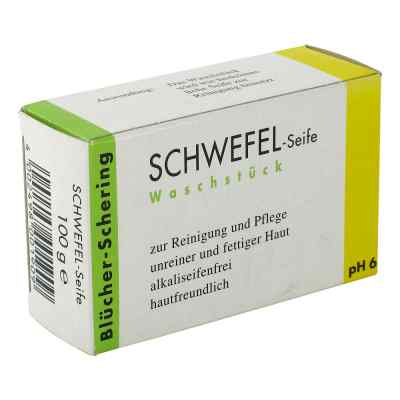 Schwefel Seife Blücher Schering  bei Apotheke.de bestellen