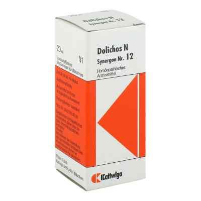 Synergon 12 Dolichos N Tropfen  bei Apotheke.de bestellen
