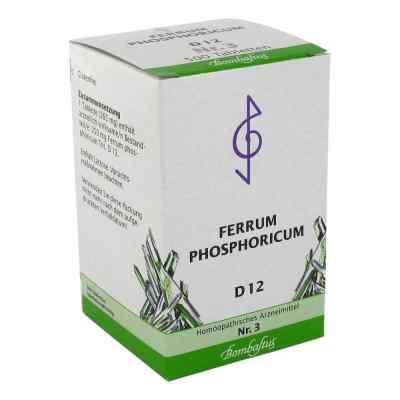 Biochemie 3 Ferrum phosphoricum D 12 Tabletten  bei Apotheke.de bestellen