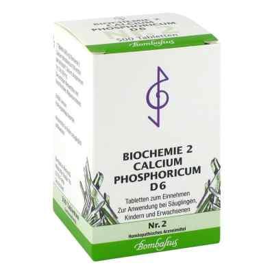 Biochemie 2 Calcium phosphoricum D 6 Tabletten  bei Apotheke.de bestellen