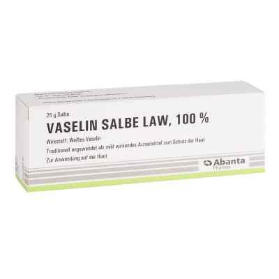 Vaselin Salbe Law  bei Apotheke.de bestellen