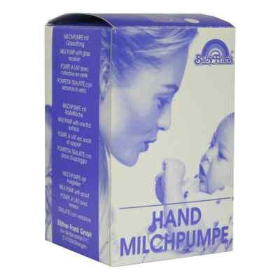 Milchpumpe Frank Hand mit Auffangbeh.Glas mit Abl.  bei Apotheke.de bestellen