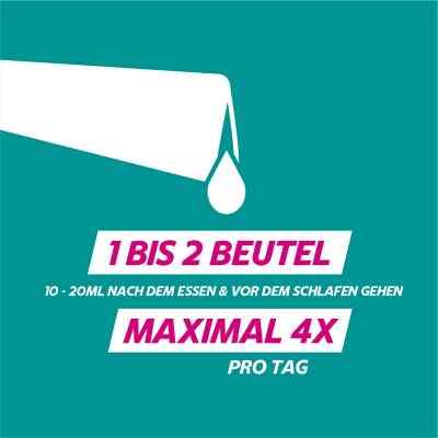 Gaviscon Dual 500mg/213mg/325mg Suspens.im Beutel  bei Apotheke.de bestellen