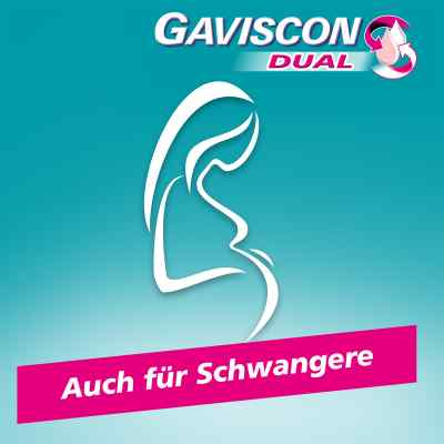 GAVISCON Dual Suspension bei Sodbrennen  bei Apotheke.de bestellen