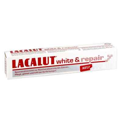 Lacalut white & repair Zahncreme  bei Apotheke.de bestellen