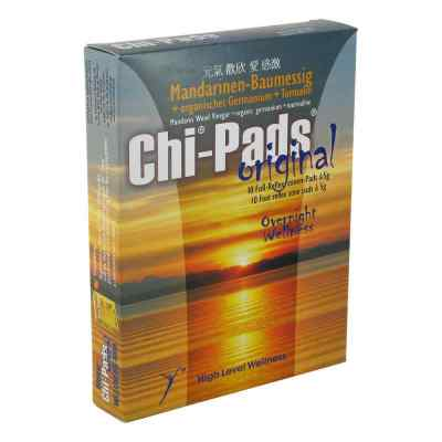 Chi Pads Mandarin.baumessig Fussreflexzonen Pads  bei Apotheke.de bestellen