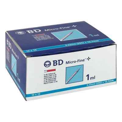 Bd Micro-fine+ U 40 Ins.spr. 12,7 mm  bei Apotheke.de bestellen