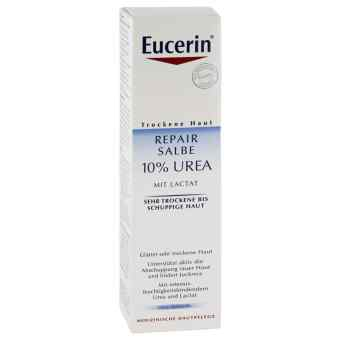 Eucerin Th 10% Urea Salbe