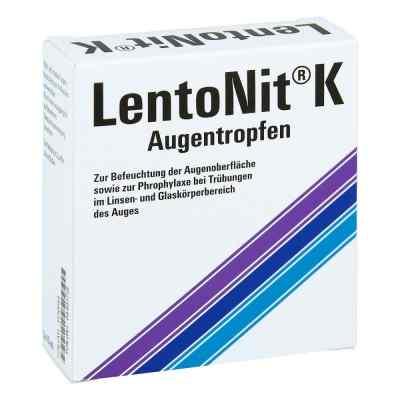 Lento Nit K Augentropfen  bei Apotheke.de bestellen
