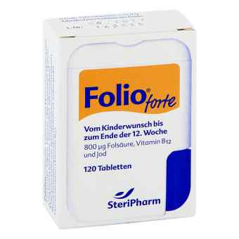 Folio forte + B12 Tabletten