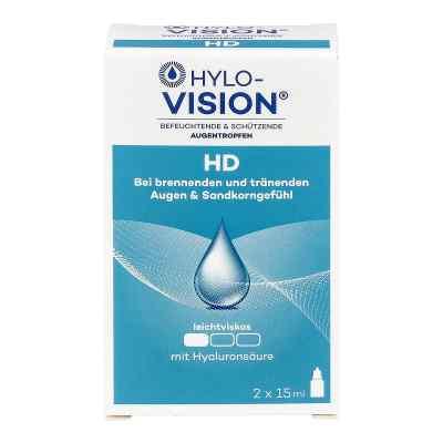 Hylo-vision Hd Augentropfen  bei Apotheke.de bestellen