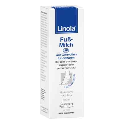 Linola Fuss-Milch  bei Apotheke.de bestellen