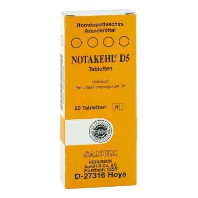 Notakehl D 5 Tabletten  bei Apotheke.de bestellen