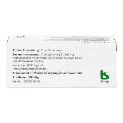 Selenase 50 Ap Tabletten  bei Apotheke.de bestellen