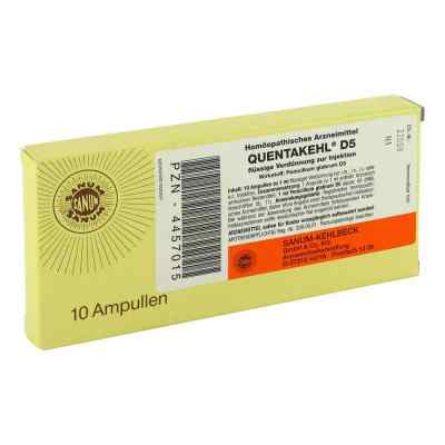 Quentakehl D5 Ampullen  bei Apotheke.de bestellen