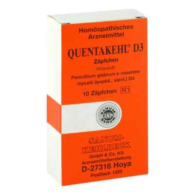 Quentakehl D3 Suppositorien  bei Apotheke.de bestellen