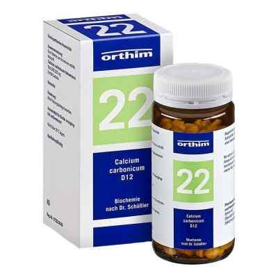 Biochemie Orthim 22 Calcium carbonicum D12 Tabletten  bei Apotheke.de bestellen