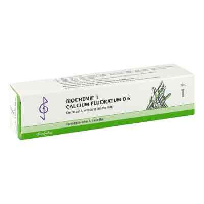 Biochemie 1 Calcium fluoratum D6 Creme  bei Apotheke.de bestellen