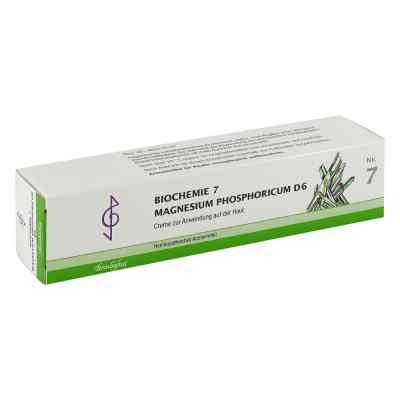 Biochemie 7 Magnesium phosphoricum D 6 Creme  bei Apotheke.de bestellen