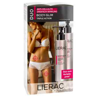 Lierac Body Slim Creme Duo