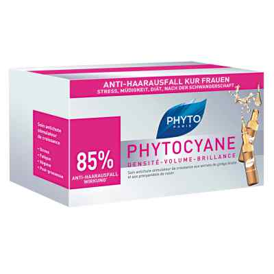 Phyto Phytocyane Kur Anti-haarausfall Frauen Ampullen  bei Apotheke.de bestellen