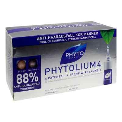 Phyto Phytolium 4 Kur Anti-haarausfall Männer  bei Apotheke.de bestellen