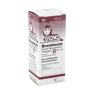 Bromhexin Krewel Meuselbach 8mg/ml  bei Apotheke.de bestellen